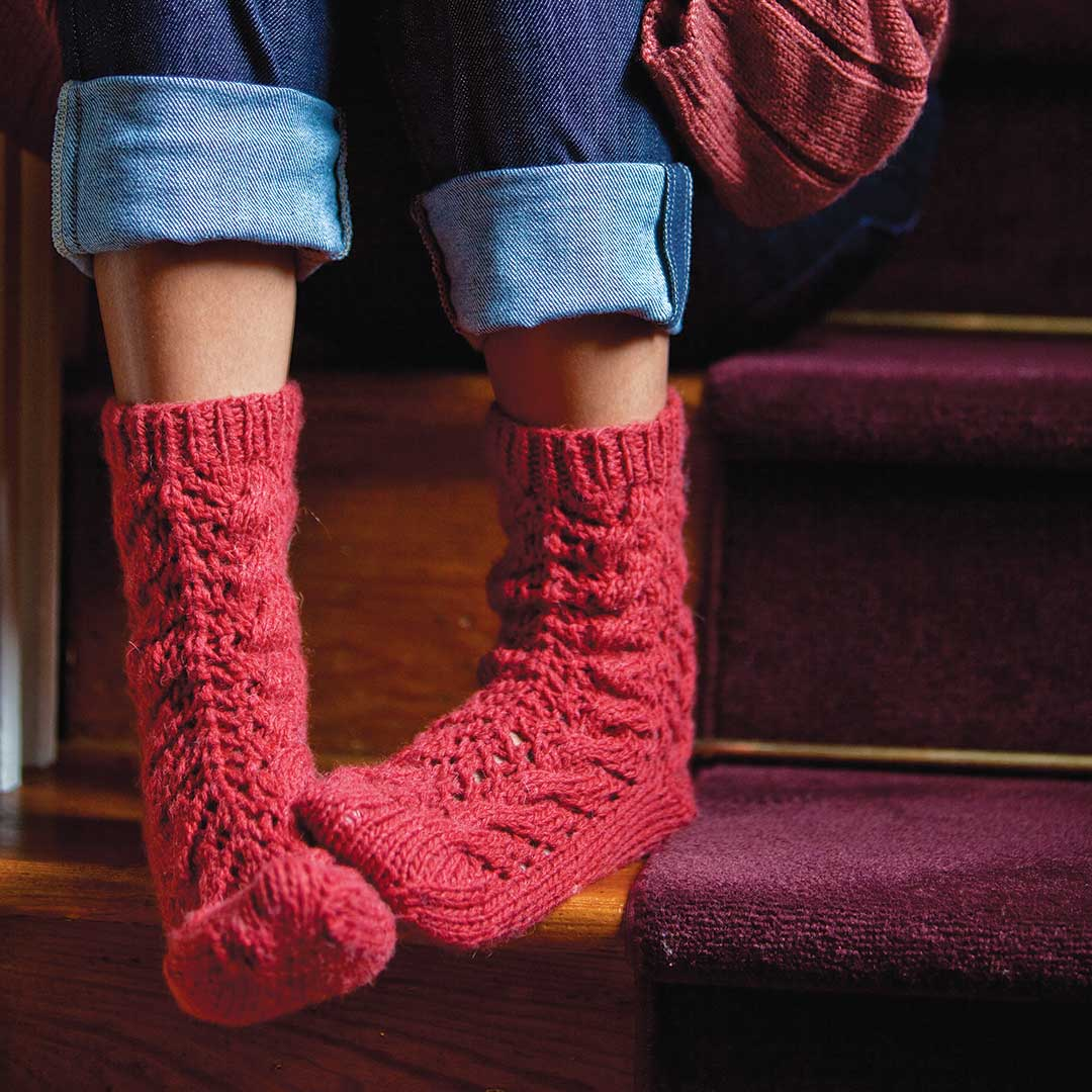 Kumara Bed Socks
