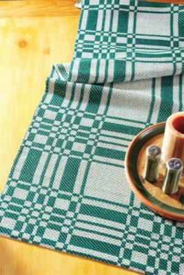 Table runner by Suzie Liles