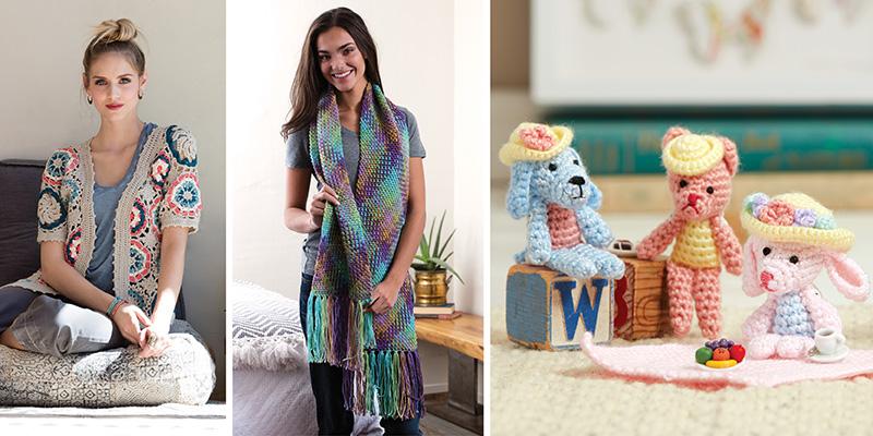 Crochet Mandalas and More in <em>Love of Crochet</em> Spring 2017