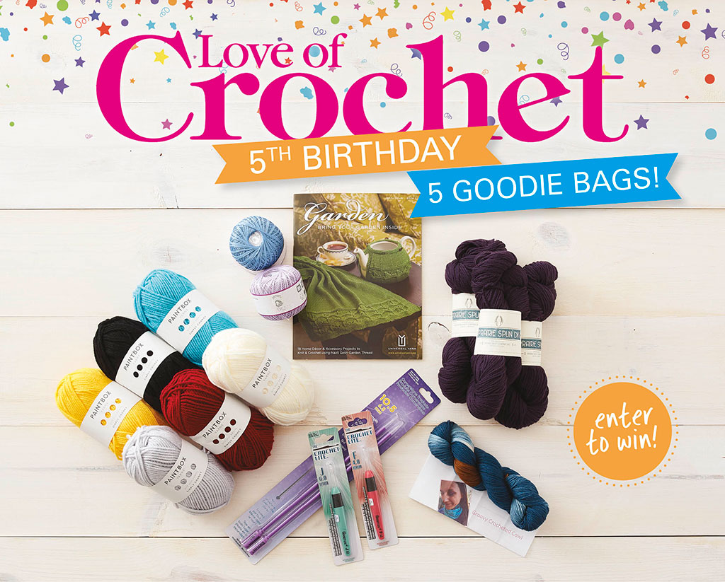 love of crochet