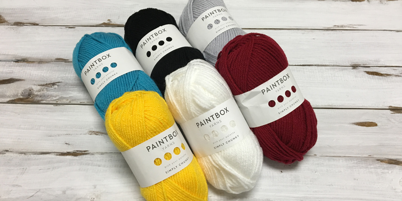 Score Big with Paintbox Yarns Giveaway