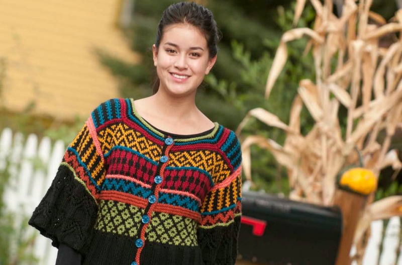 Autumn Harvest Sweater Pattern – Free Download