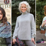 Versatile Knitting Stitches in <em>Love of Knitting</em> Winter 2017