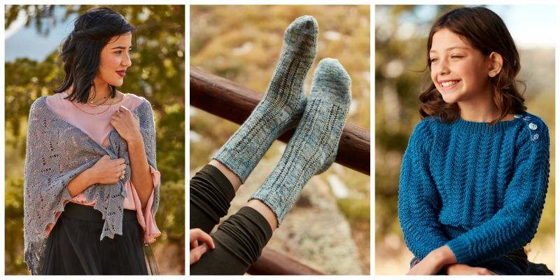 10 Patterns Perfect for Warm-Weather Knitting
