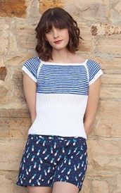 Sailor's Stripes Raglan