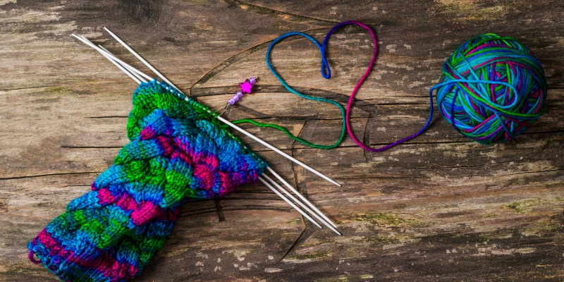 Knitting: A Labor of Love, or a Love of Labor?