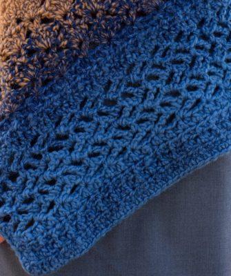Closeup of Lace Pattern #1