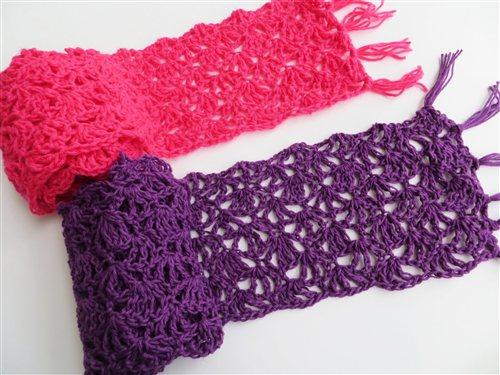Interweave Crochet Scarf Patterns Patterns Kid