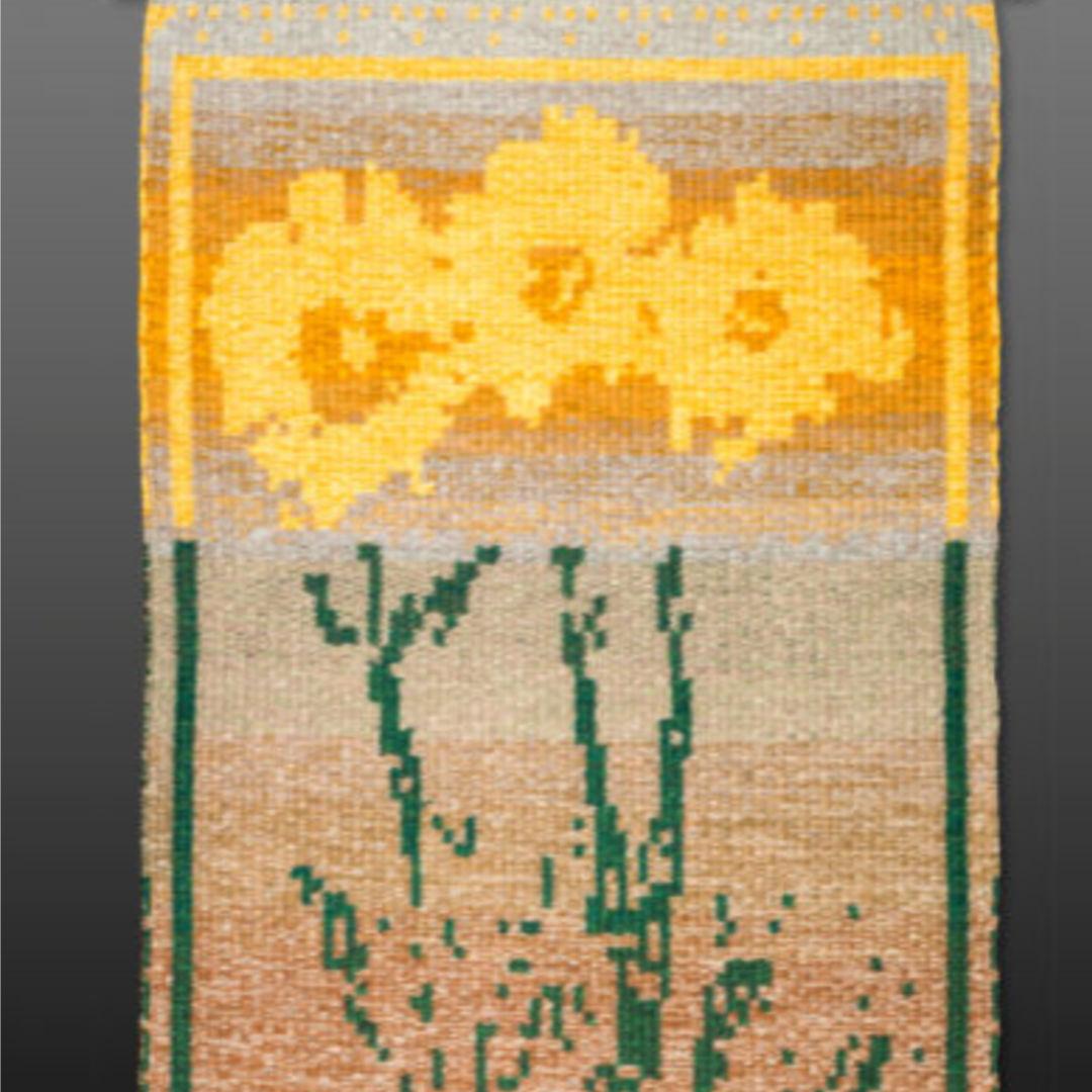 botanical weaving