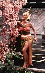 Dorothy Lamour in a Sarong