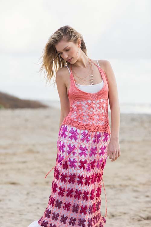 Lantana Cami Crochet Pattern