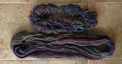 Balanced yarn