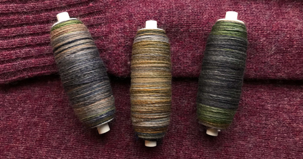 plying with Judith MacKenzie