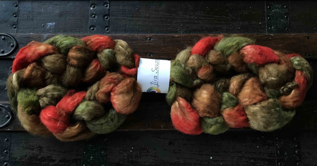 Spinzilla Diary: How To Spin Yak/Silk