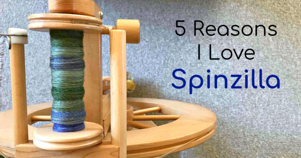 5 Reasons I Love Spinzilla