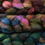 Her Handspun Habit: Handspun Yarn For Shawl-Cowl Fusion