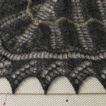 Knit or Crochet a Handspun Hap