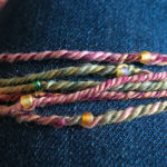 Beaded Chain-Plied Yarn… Give It a Try!