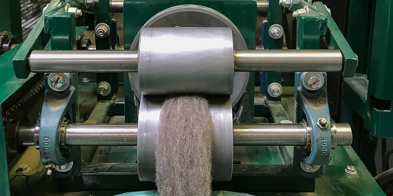Roving Reporter: What You Need to Know About Sending Your Fleece to The Woolen Mill