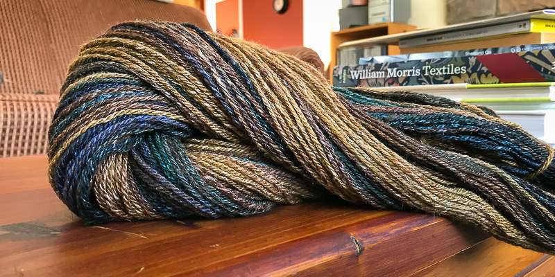 Roving Reporter: The 3 Things You Need to Knit with Handspun Yarn