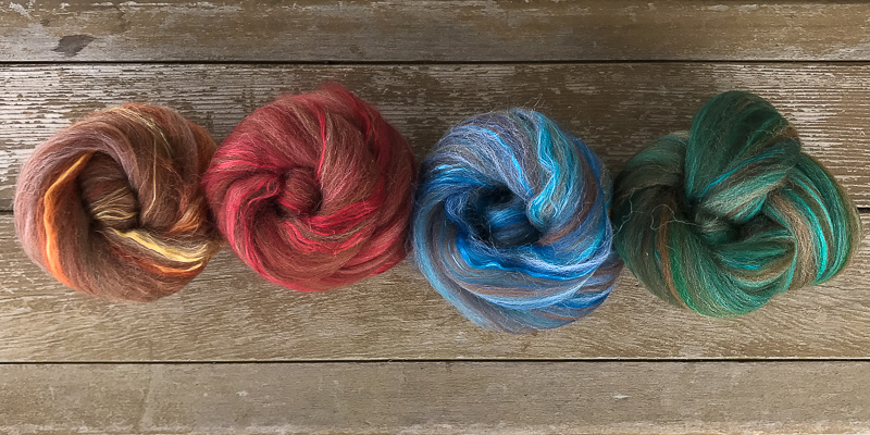 Roving Reporter: My Madrona Spinning Fiber Finds