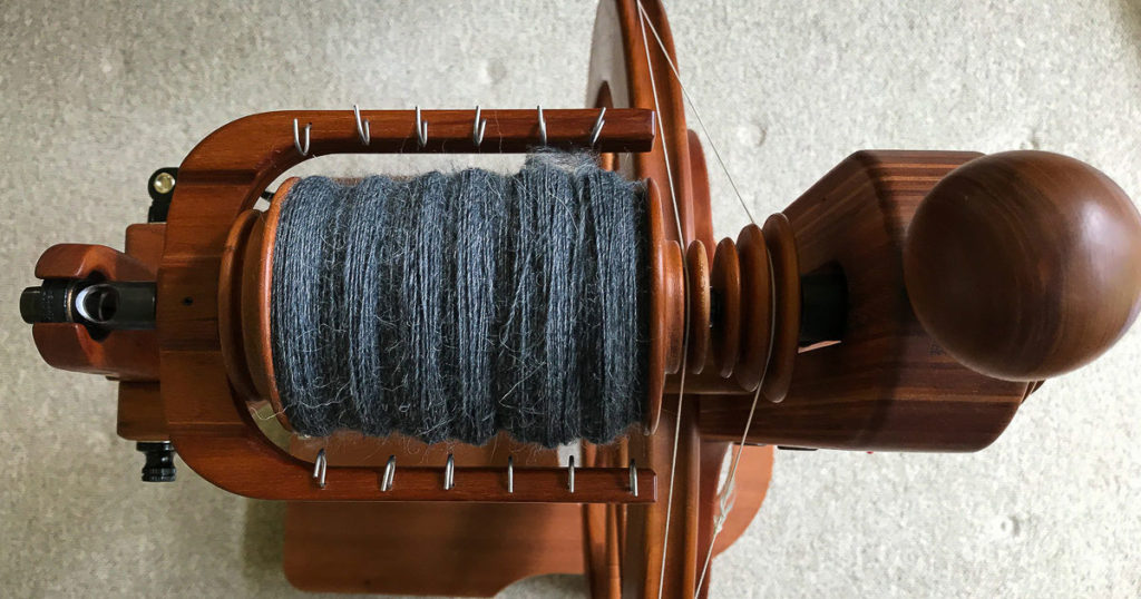 Roving Reporter: Planning a Sweater with Handspun Yarn