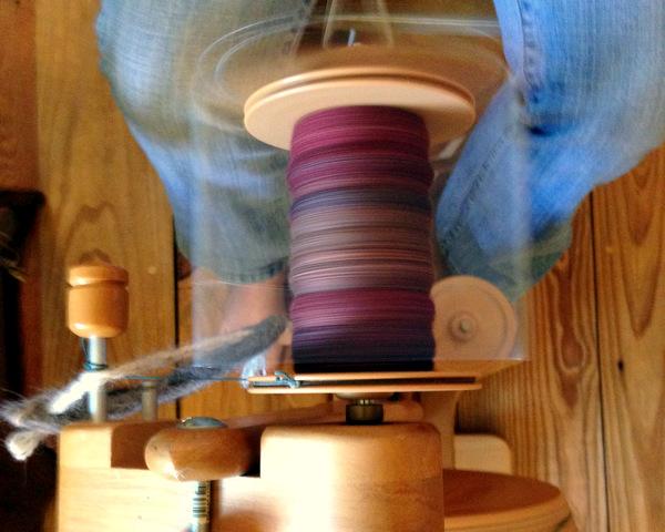 Get spinning in 2016. Photo: Kate Larson.