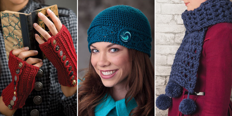 Just in Time: Crochet Quick Gifts
