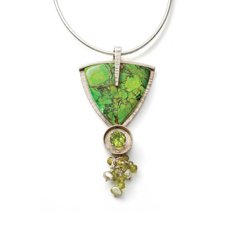 Birthstones and Gemstones: Designing with Peridot