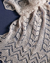 Leaf-and-Nupp-Shawl-to-Knit