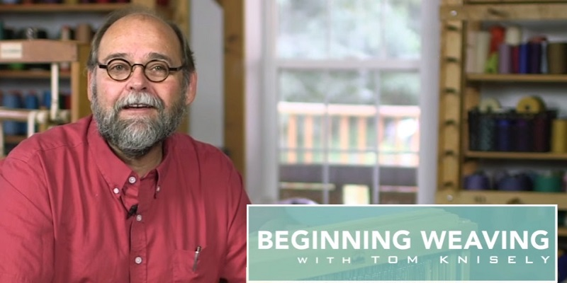 Learn How To Weave with Tom Knisely
