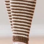 Winter Light Leg Warmers, Carol Huebscher Rhoades