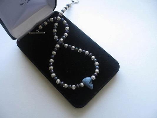 Gemstone of the Month: Leland Blue Stone