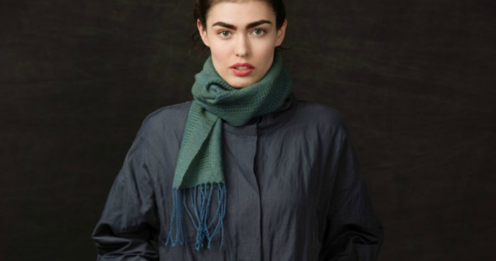 The Recipe for a Perfect Scarf