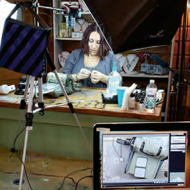 How to Use Video to Your Advantage for Your Jewelry Business