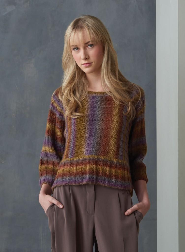 LinearLinksSweater