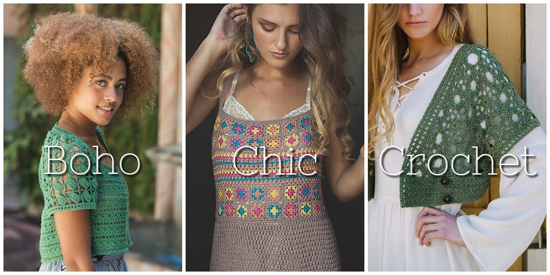 10 Dreamy Boho Chic Crochet Patterns for Festival Season