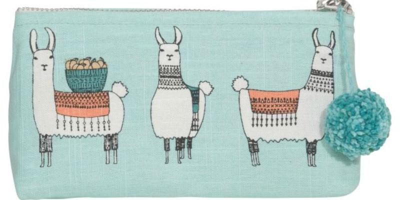 National Splurge Day - get yourself a llama bag!