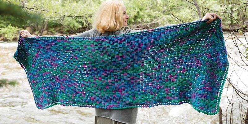 Winter Colorwork in Love of Crochet