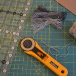 Fringe Benefits: Tips for Finishing the Lokken Kerchief