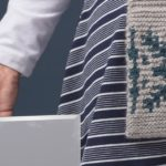 <em>knitscene</em> Winter 2018: Longwood Scarf