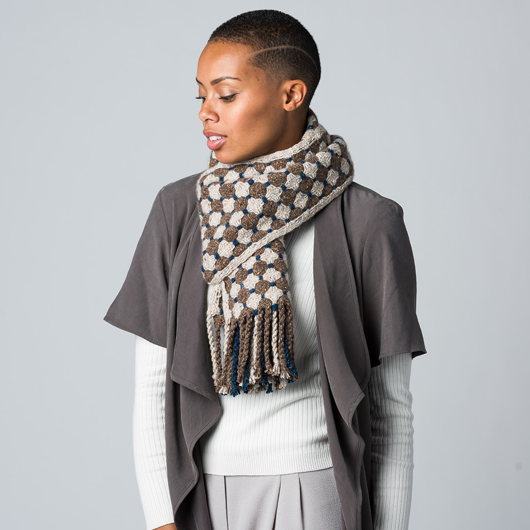 Loom Theory: Rigid-Heddle Scarf Collection