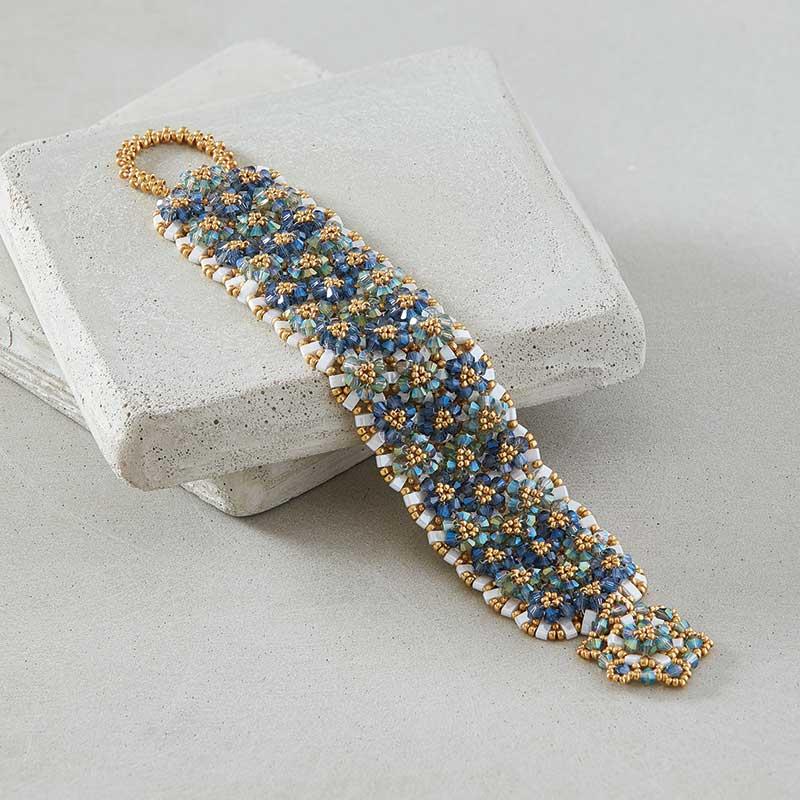 Dazzling Daisies bracelet