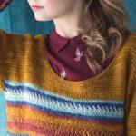 <em>knitscene</em> Fall 2018: Margot Top