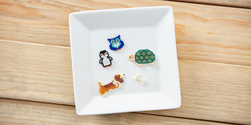 Learn How to Stitch Beaded Pets