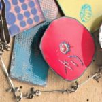 Jewelry Enameling: Kiln-Fired Liquid Enamel and Sgraffito