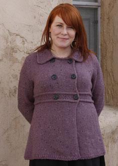 Knitting Gallery - Manchester Jacket Meghan