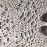 Finally Finished: My Crochet Mandala Rug in Chunky Yarn