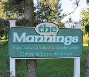 The Mannings sign