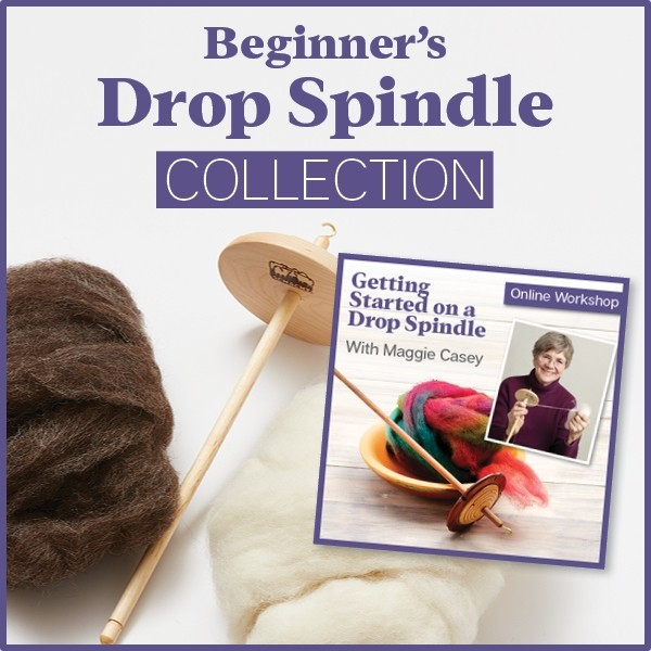 Beginner's Drop Spindle Collection